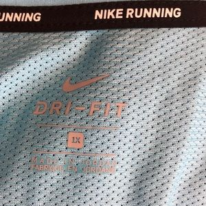 Nike Tops - Nike Dry Fit Running Shirt, Mesh Side & Back
